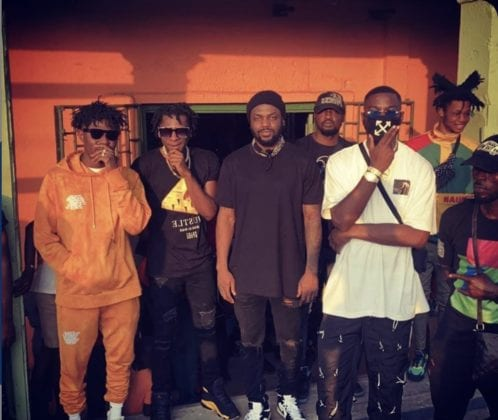 Watch R2bees & Sarkodie In The Video for 'Yawa'
