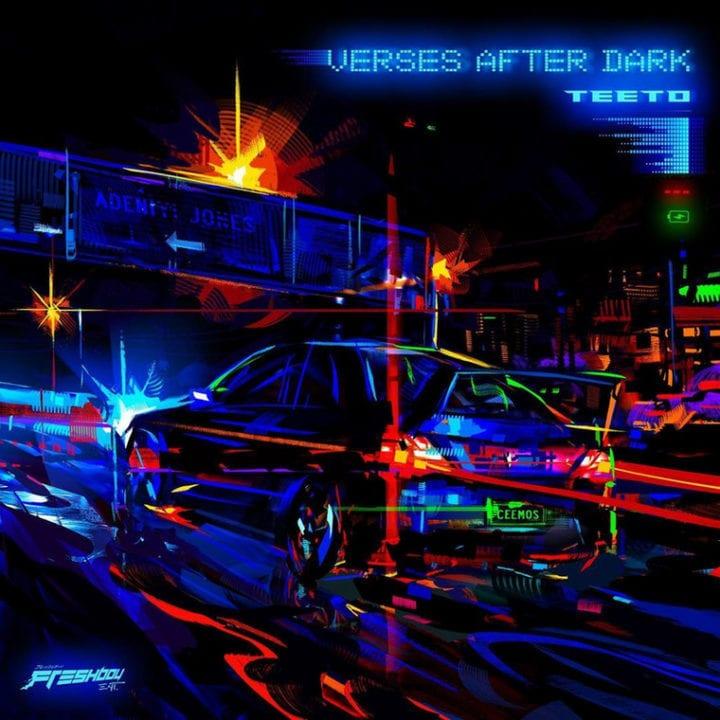 Teeto - Verses After Dark (Album)