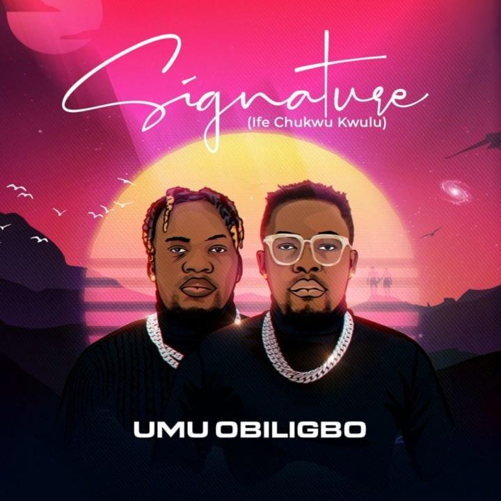 Umu Obiligbo - Signature (Album)
