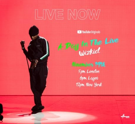 WATCH: Wizkid Like You Never Seen Him Before | A Day In The Live