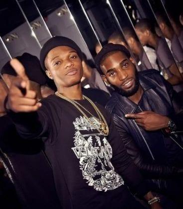 Wizkid Tinie Tempah of Disturbing Lagos
