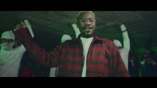 Ycee unveils the visuals for 'MIDF (Money I Dey Find)'