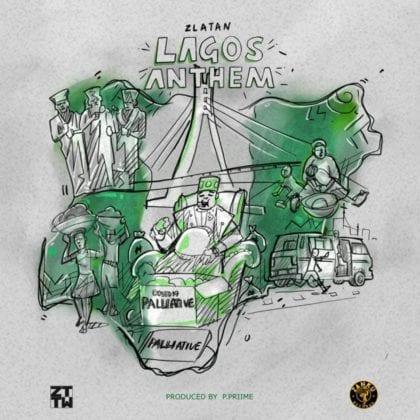 Zlatan - Lagos Anthem
