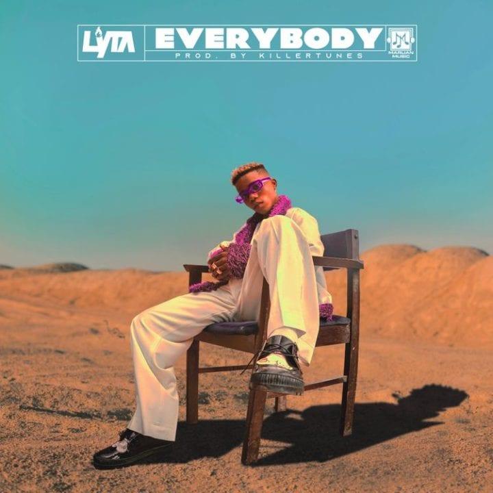 Lyta Everybody art