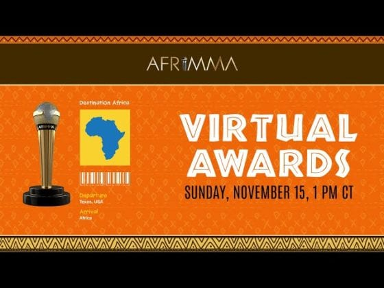 WATCH LIVE: Afrimma 2020 Virtual Awards