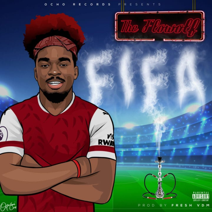 The Flowolf Delivers Effortlessly On New Single 'FIFA'