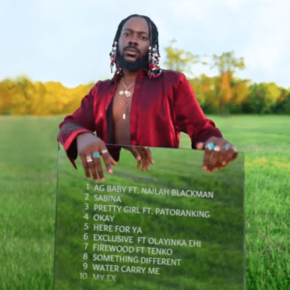 Adekunle Gold Afropop Vol 1