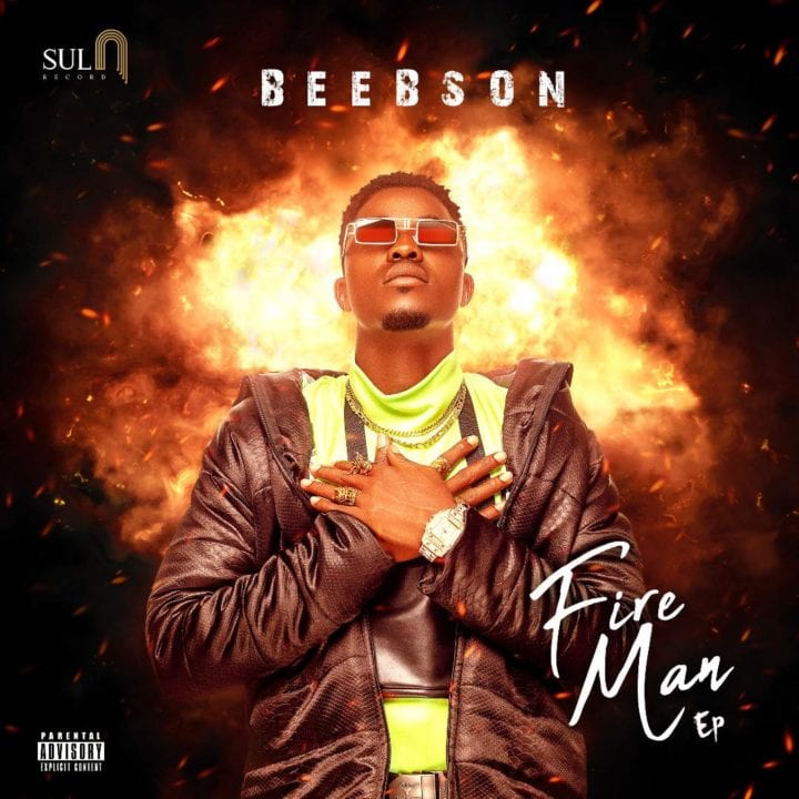 Beebson Releases His Highly Anticipated – Fire Man EP