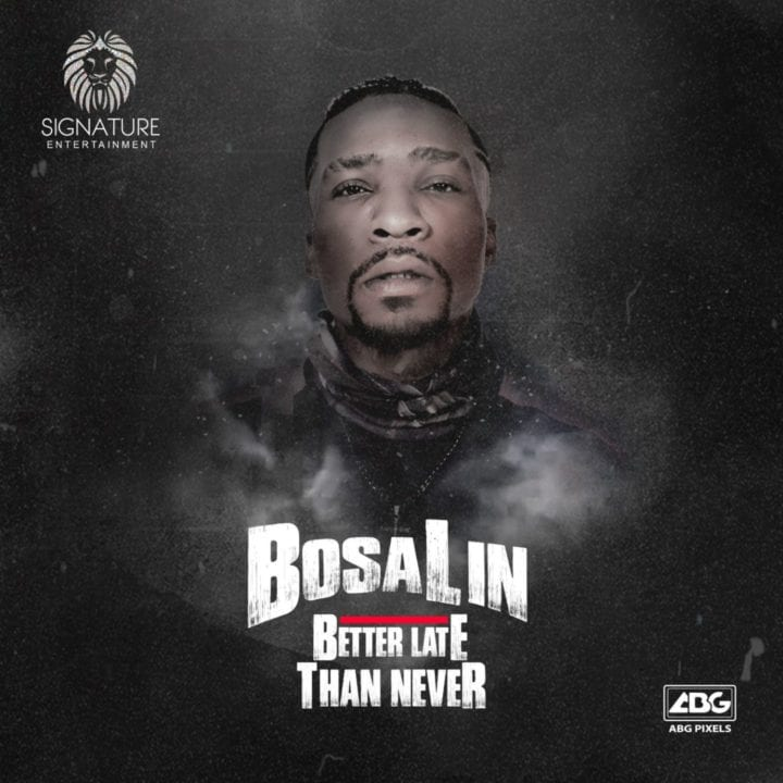 BosaLin - Better Late Than Never (Album)
