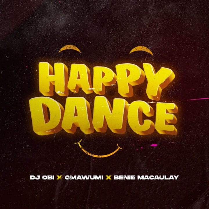 DJ Obi, Omawumi - Happy Dance