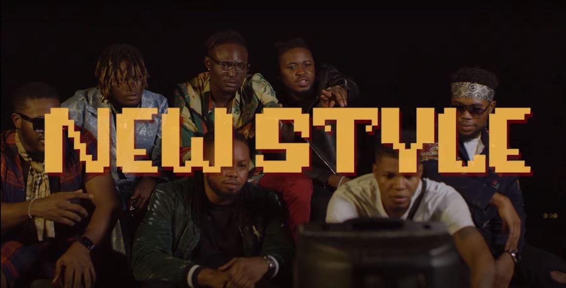 Arosino And DwillsHarmony Shine In The Video For – 'New Style'
