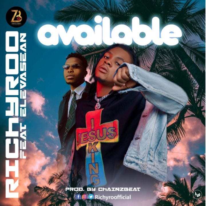 Richy Roo And Elevasean Hook Up For – 'Available'