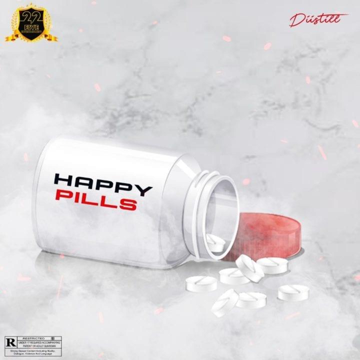 Diistill drops his long anticipated single – 'Happy Pills'
