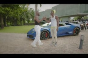 King Promise & Shatta Wale drop the video for 'Alright'