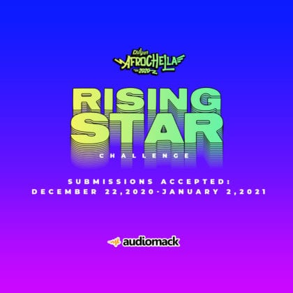 Audiomack and Afrochella Launch 'Rising Star Music Challenge'
