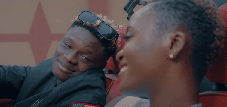 Talented Act, Omotayo Serves Up Video For New Single 'Friends With Benefits'