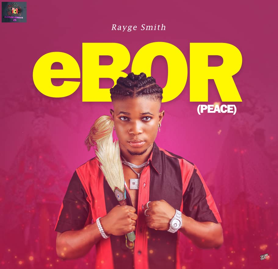 Rayge Smith Drops Visuals For New Single – 'Ebor'