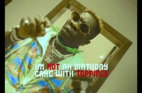 WATCH Shatta Wale's viral video for 'Choppings'