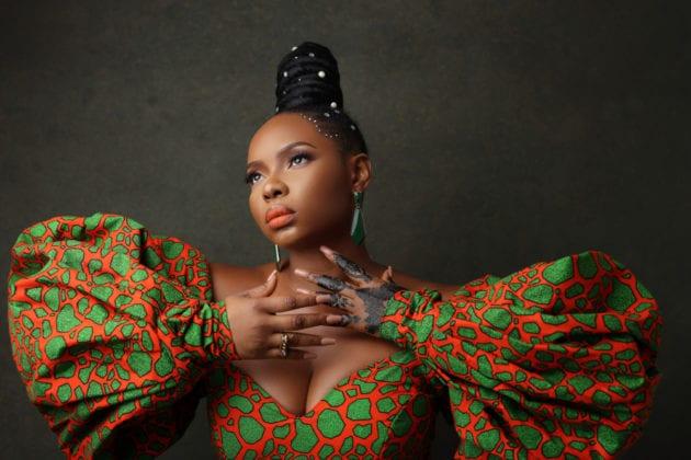Yemi Alade Mama Africa