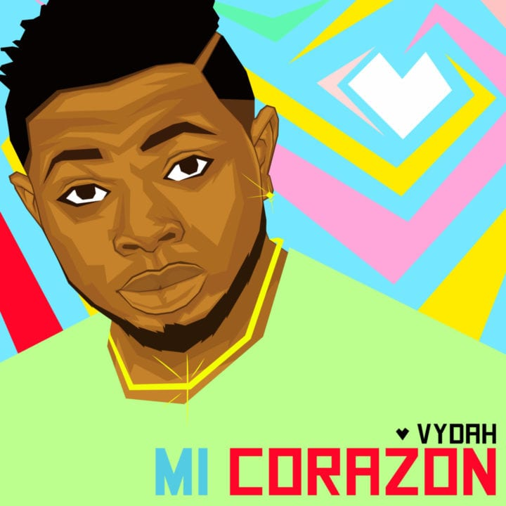 Vydah Impresses With Debut Single – 'Mi Corazon'