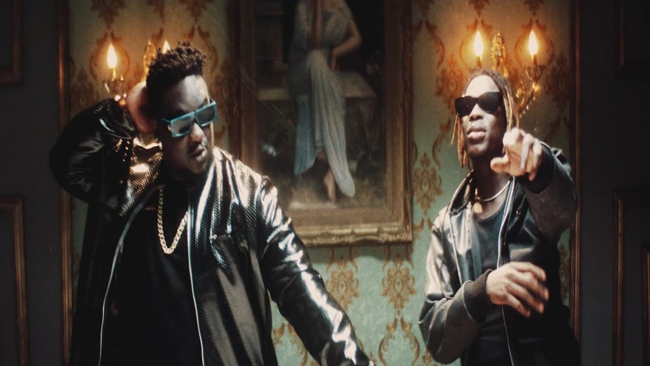 Fireboy DML Shares Video For 'Spell' featuring Wande Coal