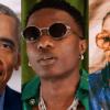 Obama Wizkid Tems