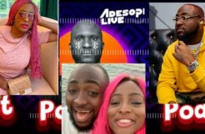 Adesope Live - 'The Afrobeats Popdcast' (Episode 16)