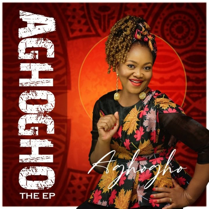 Aghogho releases her new Self Titled EP