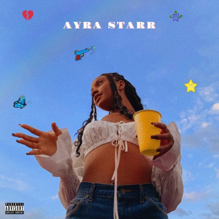 Mavin Records new signee Ayra Starr releases self-titled EP | LISTEN!