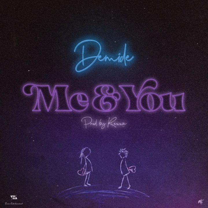 Teenage Sensation Demide Presents New Single – 'Me And You'