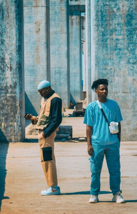 JackMillz and Aziz Create Magic On Visuals For – Temptation