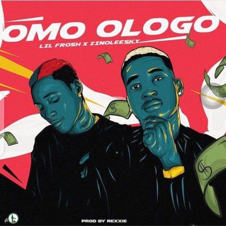 Lil Frosh & Zinoleesky link up for new single, 'Omo Ologo'