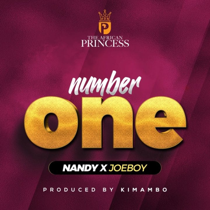 Nandy, Joeboy - Number One