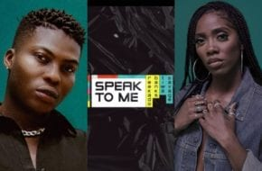 Reekado Banks, Tiwa Savage - Speak To Me