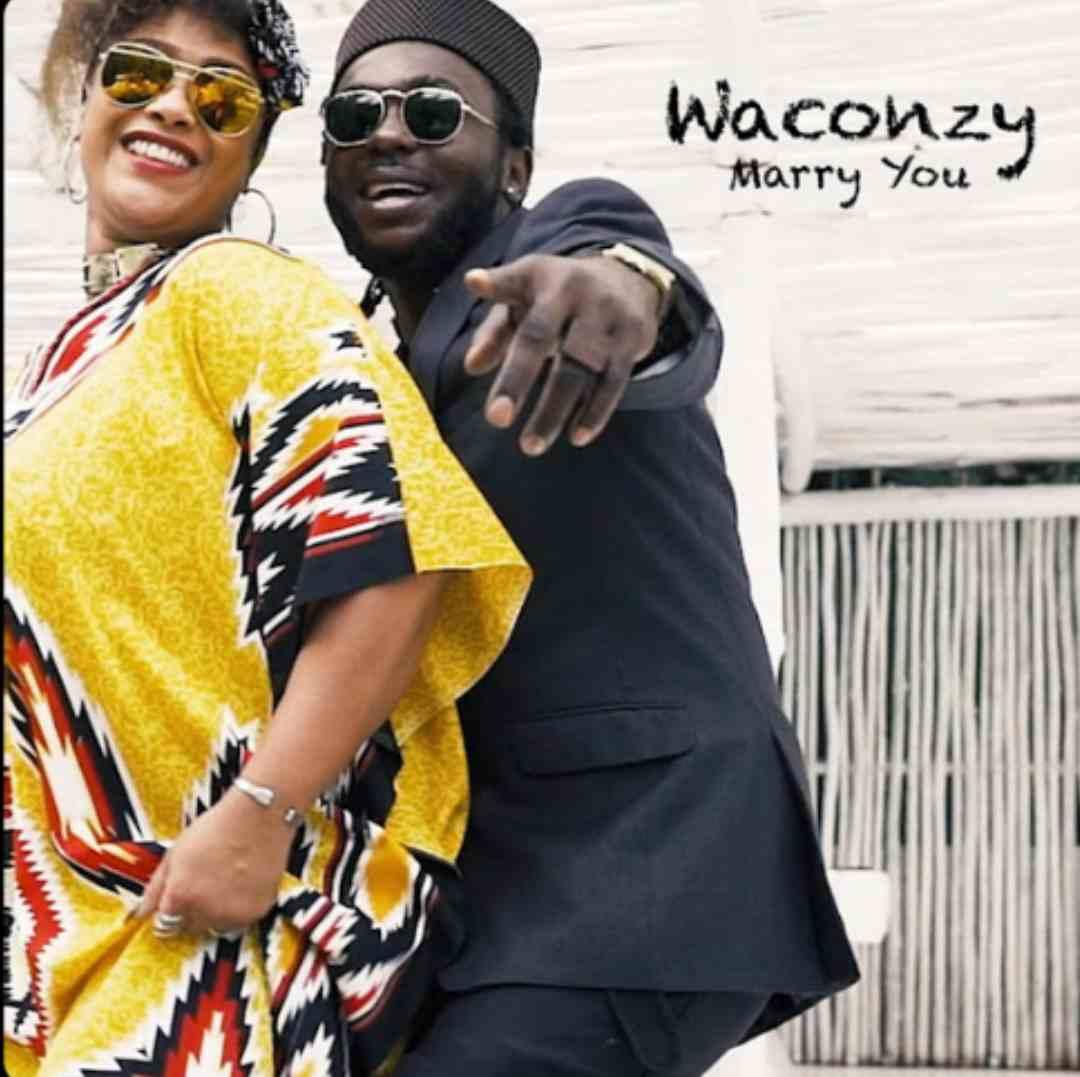 Waconzy - Marry You