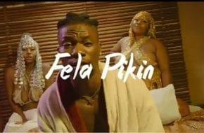 Yonda - Fela Pikin
