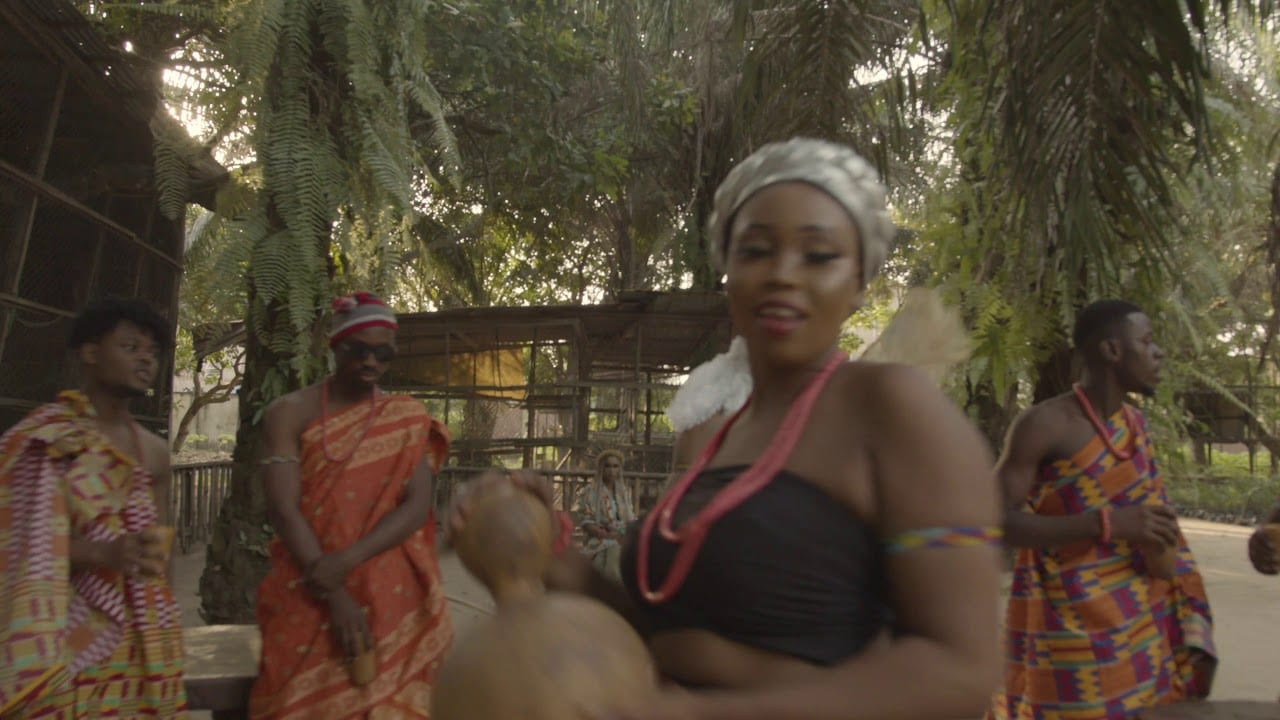 Kproxzy Presents Traditional Video For Trending Single – 'Agu'