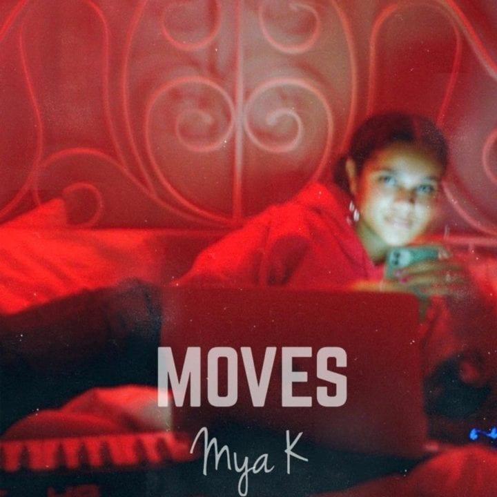 Mya K Brings The Heat With New Single 'Moves'
