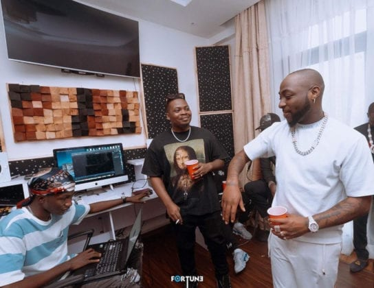 Olamide and Davido Collaboration
