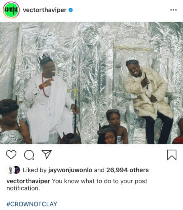 Vector and MI FOR the rap culture