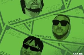 Asake, Zlatan, Peruzzi - Mr Money (Remix)