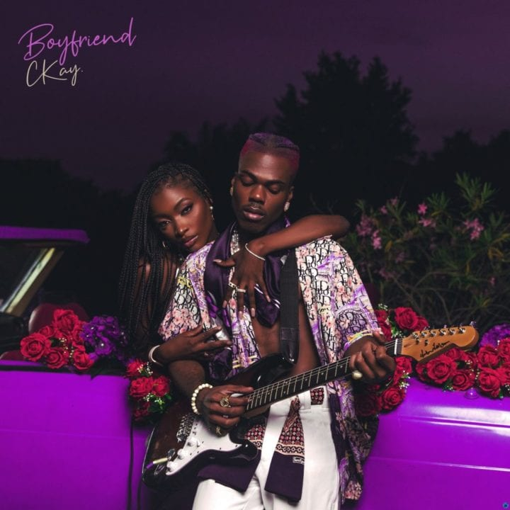 CKay - Boyfriend (EP)