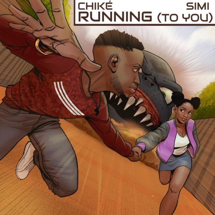 Chike features Simi in new single, 'Running (To You)'