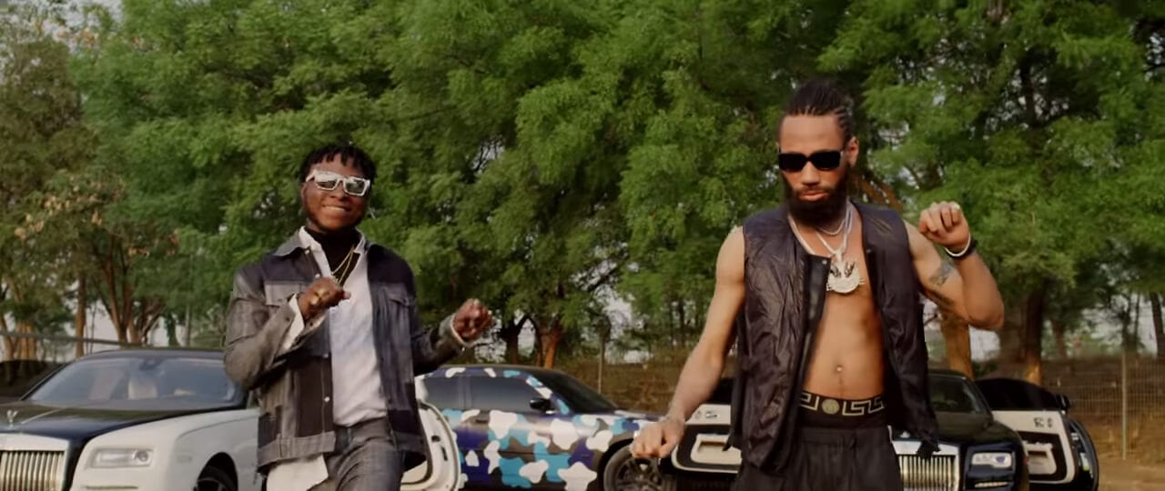 DJ Kaywise & Phyno premiere the video for 'Highway'