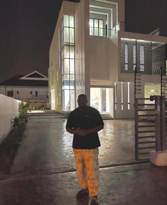 Don Jazzy's Mansion