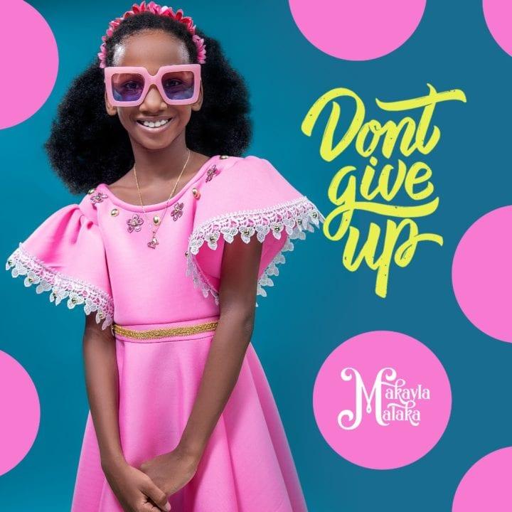 Makayla Malaka – Don't Give Up - Video