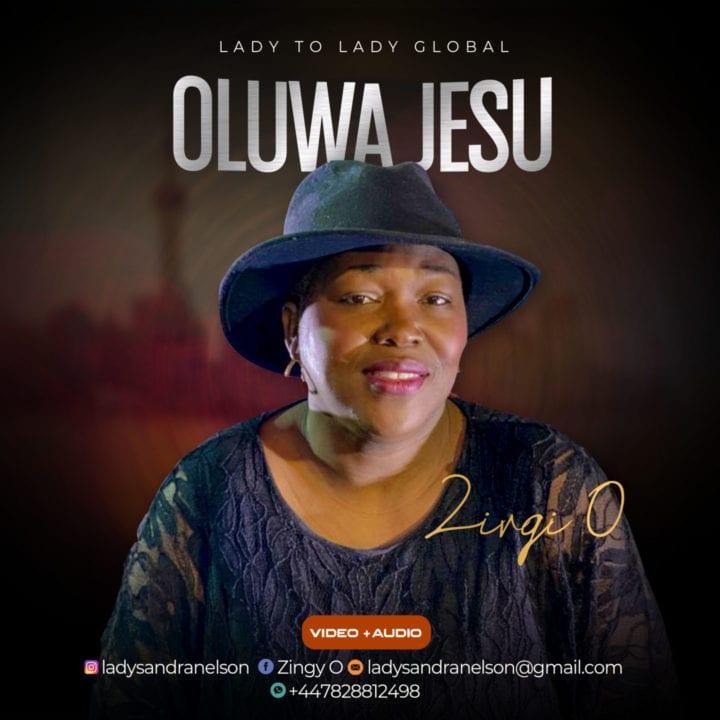 Zingo O releases Oluwa Jesu