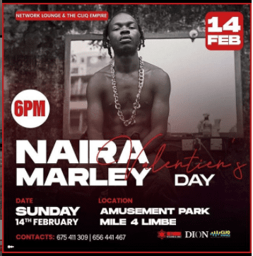 Naira Marley concert cancelled