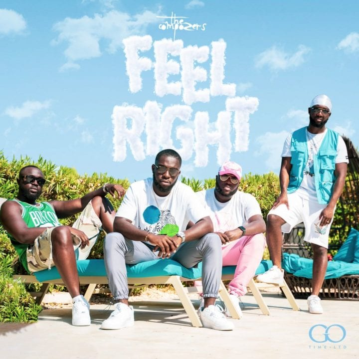 The Compozers - Feel Right