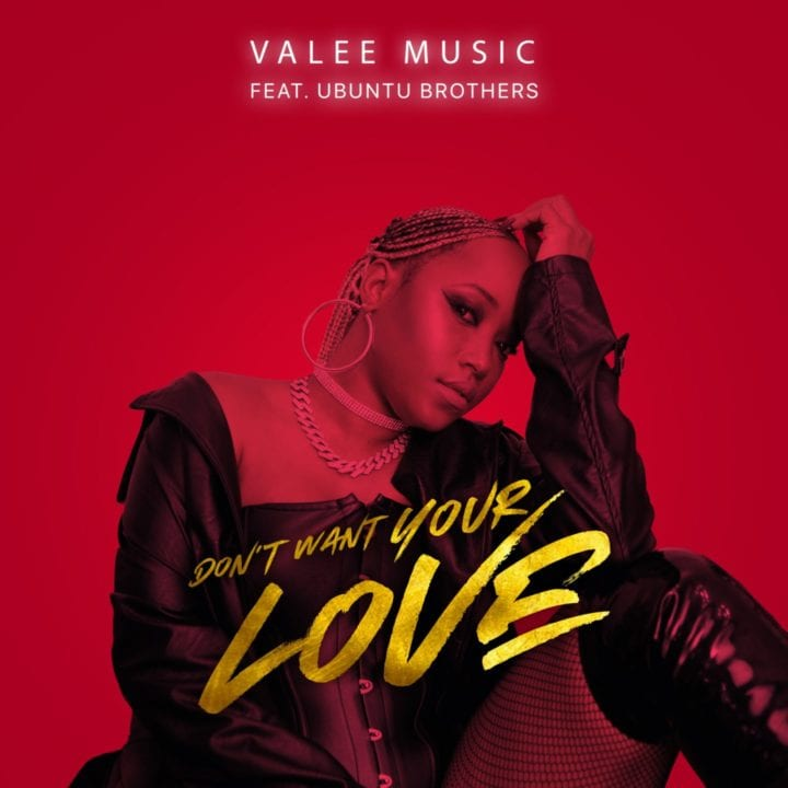 Valee Music – Don't Want Your Love (DWYL)
